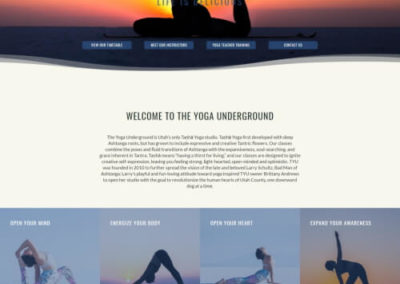Yoga Underground